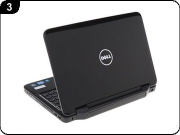 DELL Laptop and Original Adapter