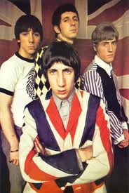 Early publicity shot for The Who.