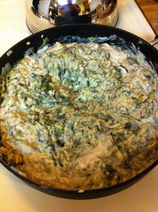 Add Mushroom Soup