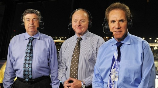 Fox's broadcast team had an assist from the 2013 Daytona 500 in this year's coverage
