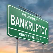 Life after bankruptcy means starting over