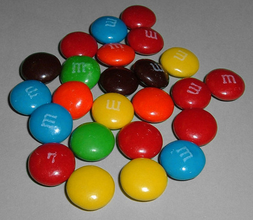 Would E.T. have liked M&M's as well as Reese's Pieces?