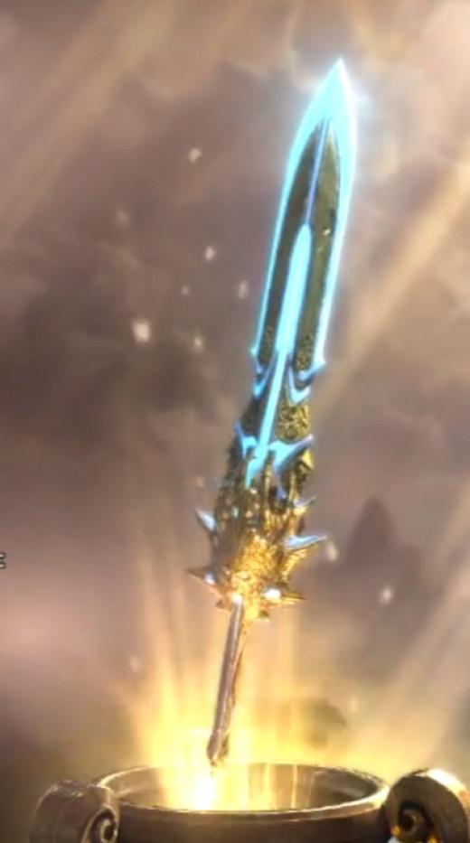 Blade of Olympus