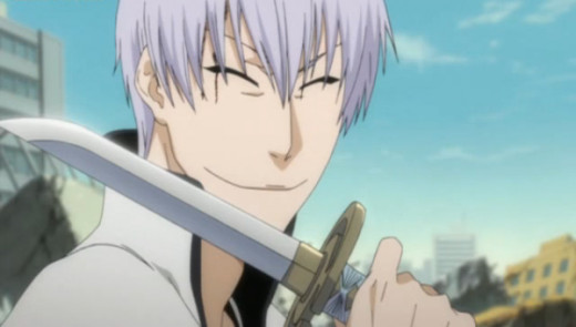 Ichimaru Gin with... huh?  That's number one?