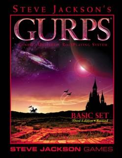 GURPS Basic Set 3rd Edition Revised
