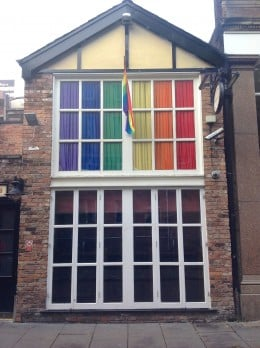 The largest UK's LGBT centre, outside of London.