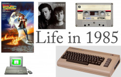 What Was Life Like in 1985? Loving Life Living the 1980s.