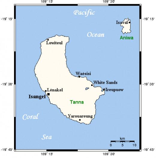 Island of Tanna