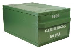 Ammunition crate