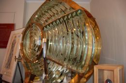Fresnel Lens - side view