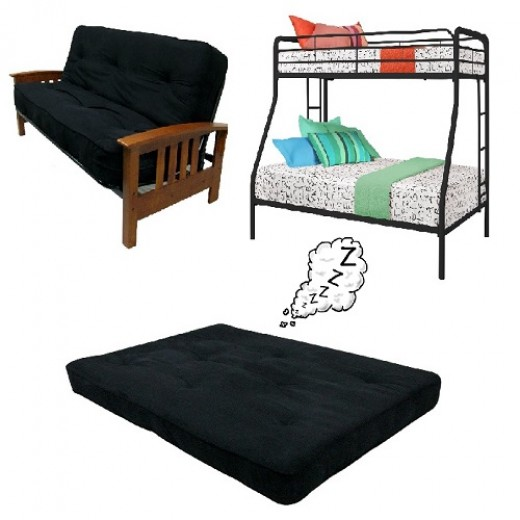 Best Product Buying Guide Premium Full Futon Mattress For