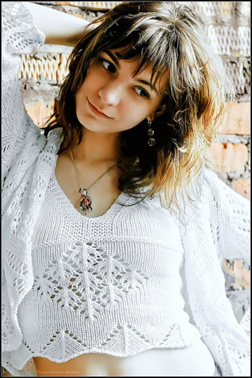 Katya from Aleksay Yepanchintcev flickr.com