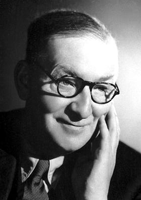 Sir John Cockcroft, 1951