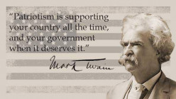 Was It Me, Or Was It Him?(An Interview With Mark Twain)