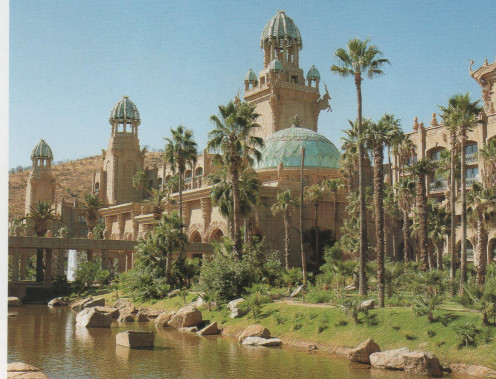 The Palace of Lost City, Sun City