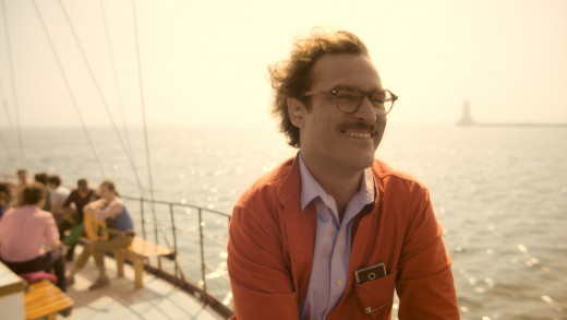 Scene from Joaquin Phoenix in 'Her' by Director, Spike Jonze