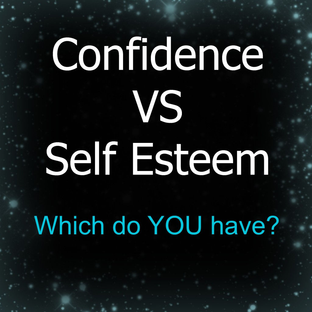 """difference between self esteem and self """"when you allow yourself to let-go, success can flow"""" do you ever wonder what the difference is between your self-esteem and your self-worth."""