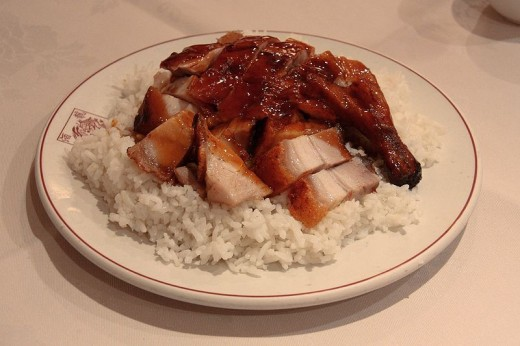 Crispy skin foods, such as this duck dish, may pose a risk for diabetes and dementia due to glycotoxins