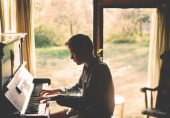 Piano:  A Poem