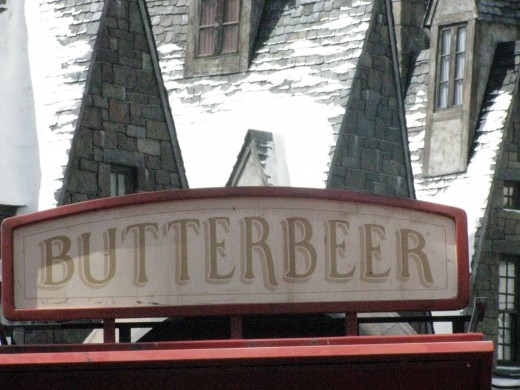 Butterbeer- Even better than you imagined
