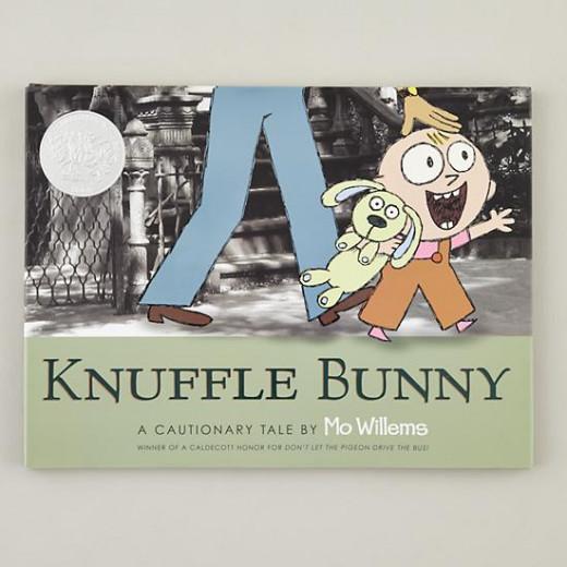 Knuffle Bunny!
