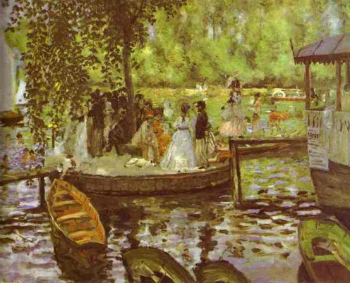 Image of a Renoir painting