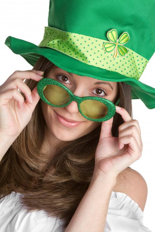 Traditional Irish garments... Just kidding!