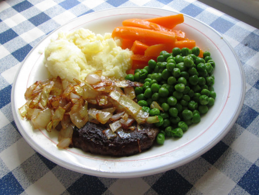 Peas are a very tasty vegetable when added to a meal