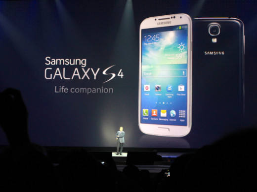 The Galaxy S4 Launch event showed off a lot of these features