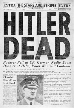 Why Didn't Time Travelers Kill Hitler?