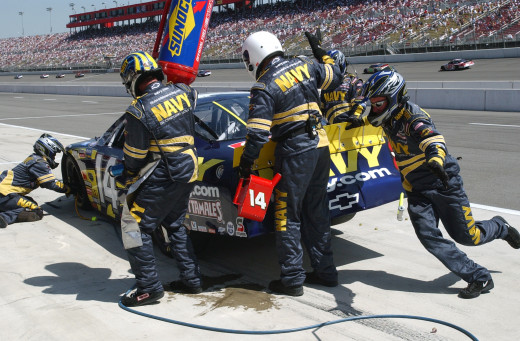 Coaching can help get your team working like a pit crew.