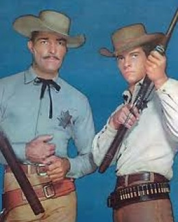 The Lawman aired on ABC in 1958 starring John Russell and Peter Brown.