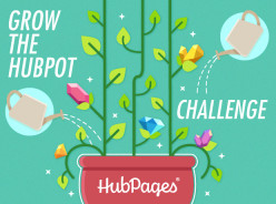 The HubPages Grow the HubPot Challenge