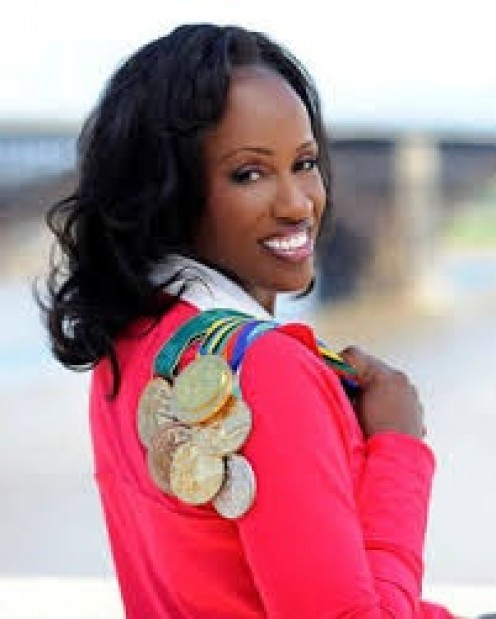 Jackie Joyner-Kersee could run and jump like no other in her prime.