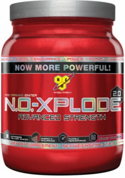 BSN N.O.-Xplode 2.0 Supplement Review