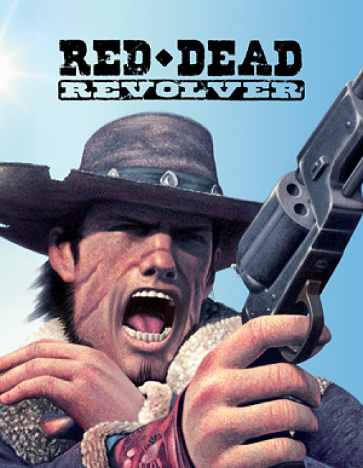The Game That Inspired The Red Dead Redemption Revolver.
