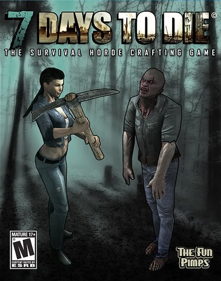 A Great Upcoming Survival Zombie Game.