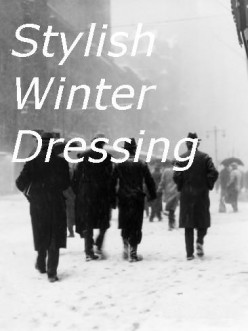 Stylish Winter Dressing