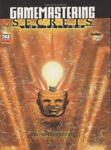 Gamemastering Secrets by Aaron Rosenberg