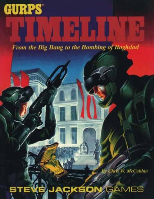 GURPS Timeline by Chris W. McCubbin