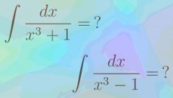 How to Integrate 1/(x^3 + 1) and 1/(x^3 - 1)