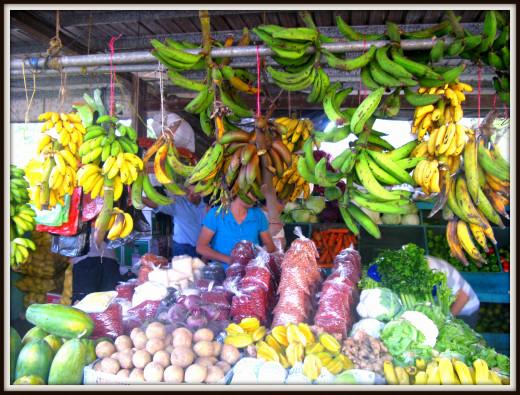 Saturday markets, San Ignacio