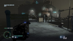 Splinter Cell Blacklist :Hawkins seafort walkthrough