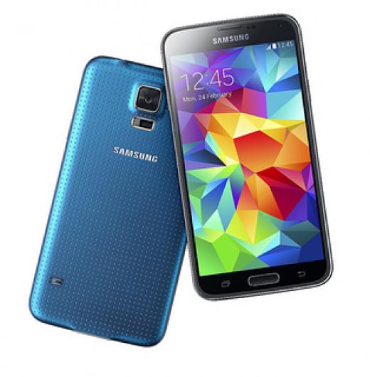 The Galaxy S5