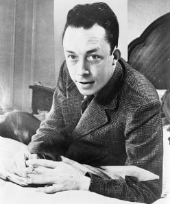 Relatively Speaking:  The Plague, The Stranger, and the Life of Albert Camus