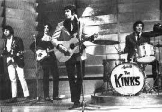 The Kinks.