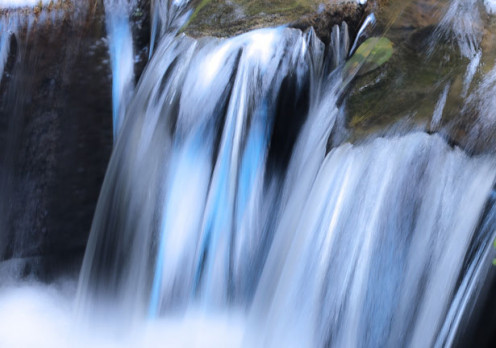 Image of a waterfall.