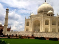 Hidden secrets of Taj Mahal