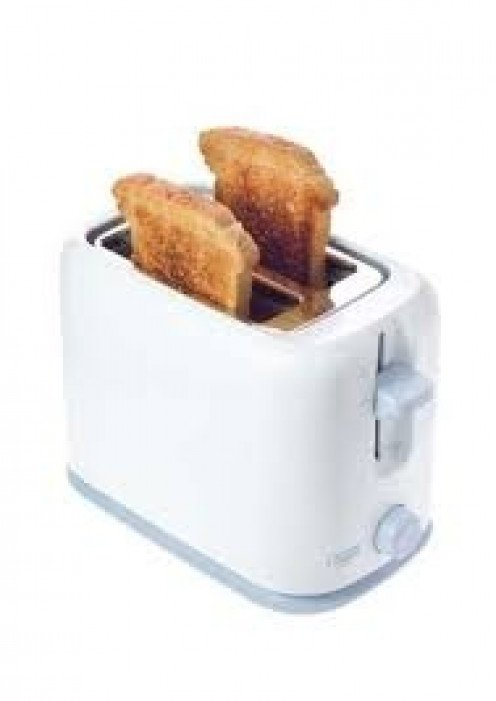 The toaster was invented in England and it made toast making easy as can be.