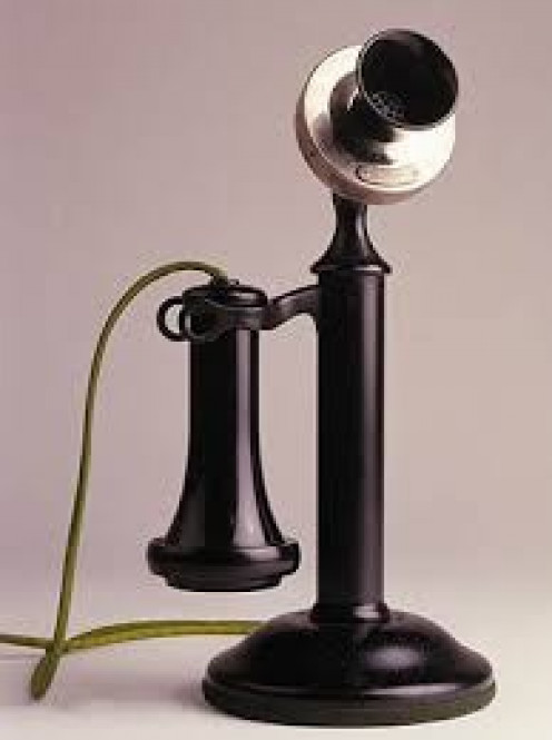 Alexander Graham Bell changed the way the world communicated with the invention of the telephone.